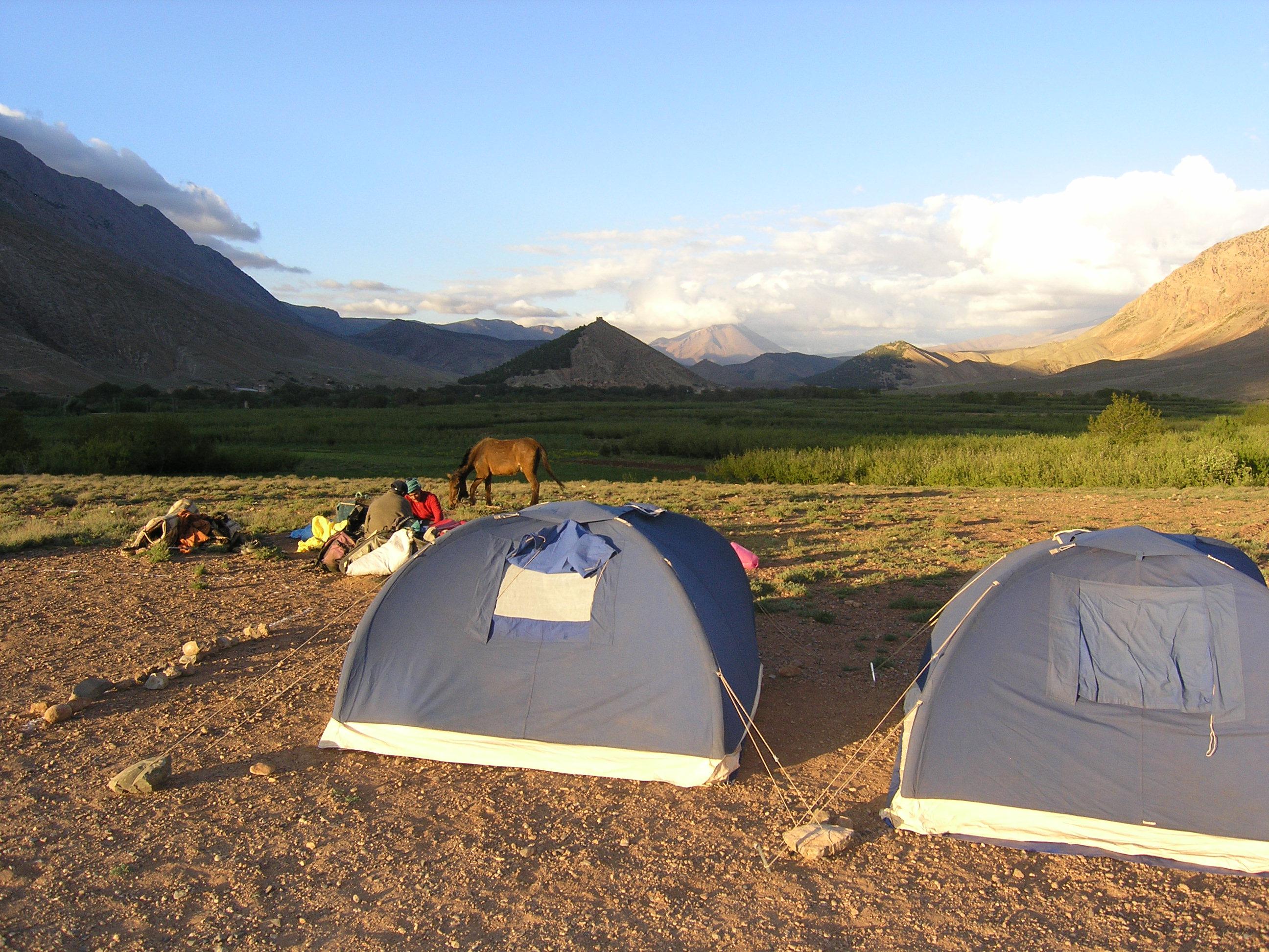 Sites de camp de tente adultes connecticut