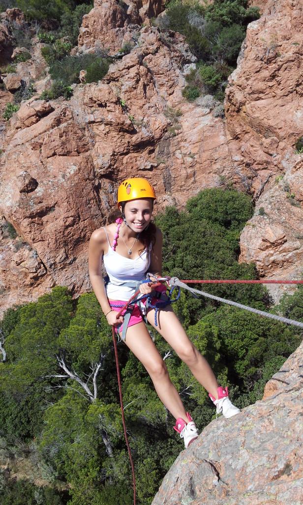 activités ados, escalade, rappel, parcours aventure, via ferrata, 83, 06, 13