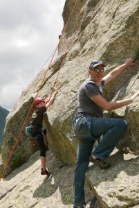 escalade Gordolasque Vésubie Nice