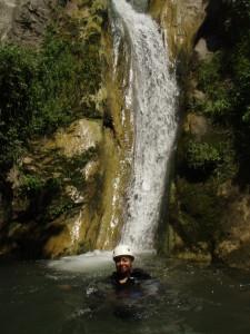 canyoning Fréjus St Raphaël