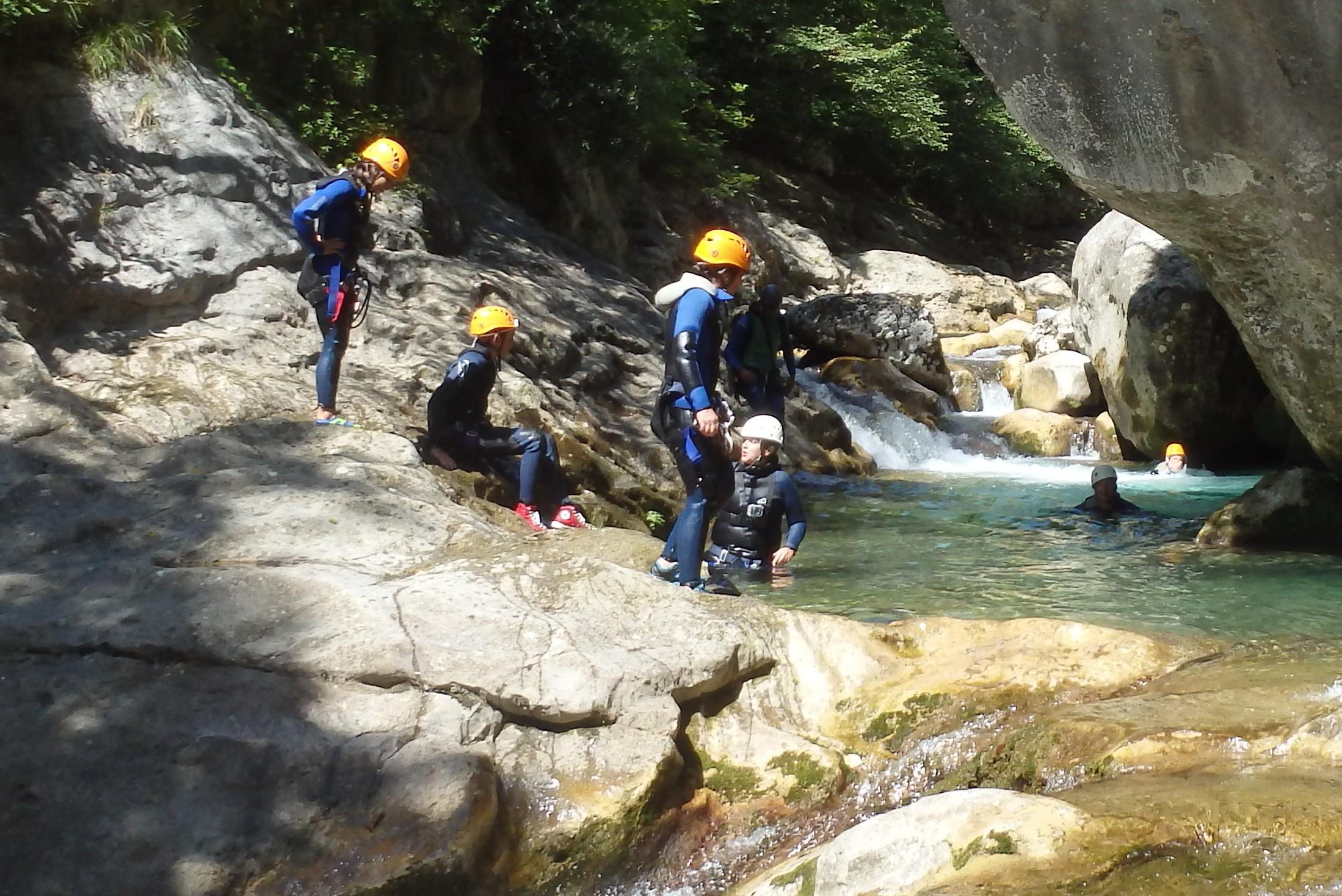 séminaire canyoning 06