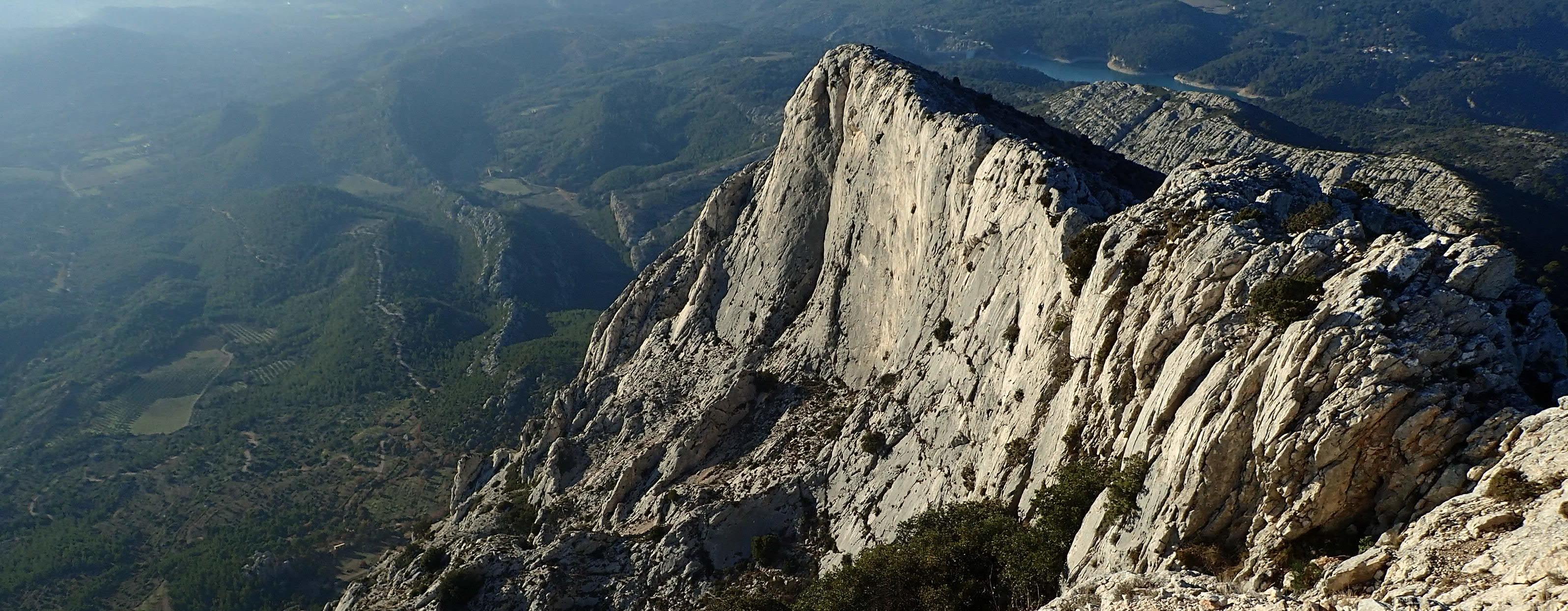 Rando escalade sur sainte victoire pr s d 39 aix en provence - The camp aix en provence ...
