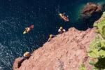 escalade et kayak à saint raphael